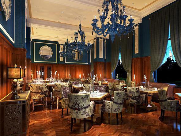 Taj Cape Town - Bombay Brasserie