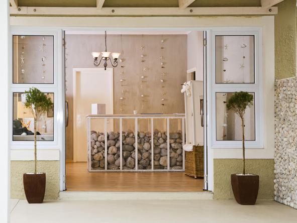 Swakopmund Guesthouse - entrance