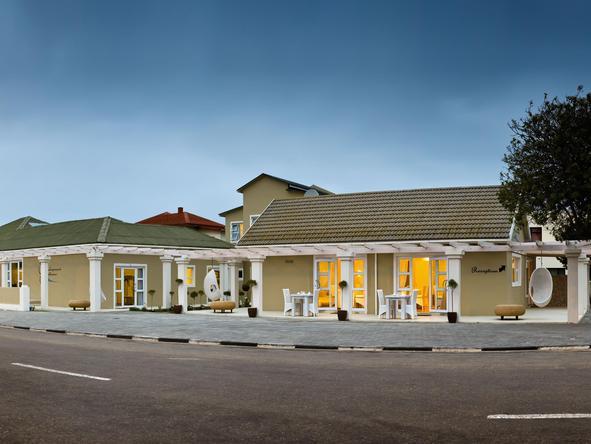 Swakopmund Guesthouse - exterior