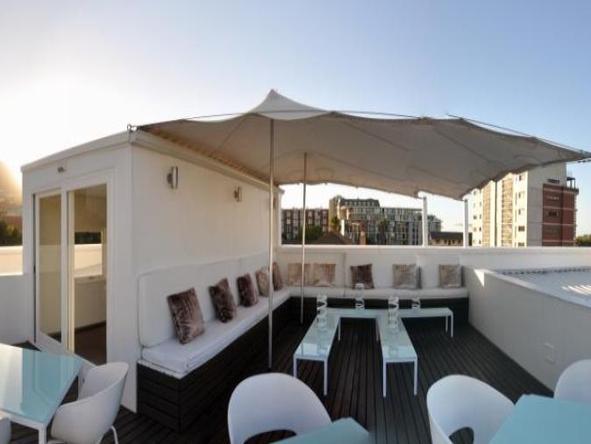 Villa Zest Boutique Hotel - rooftop