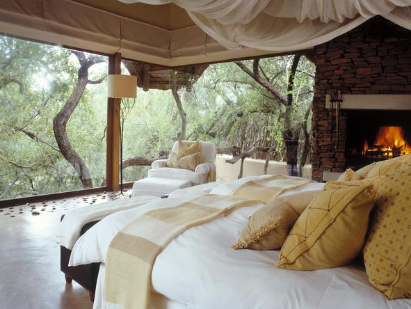 Makanyane Safari Lodge - luxury room