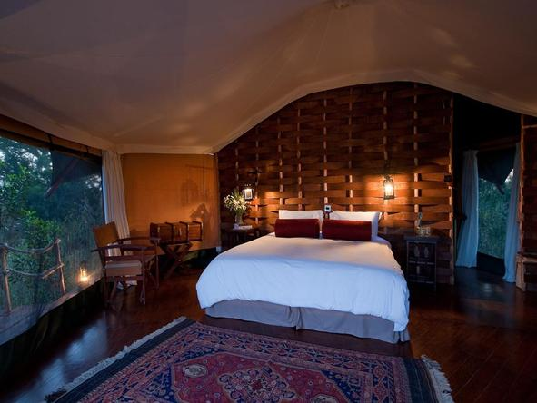 Mara Plains - bedroom