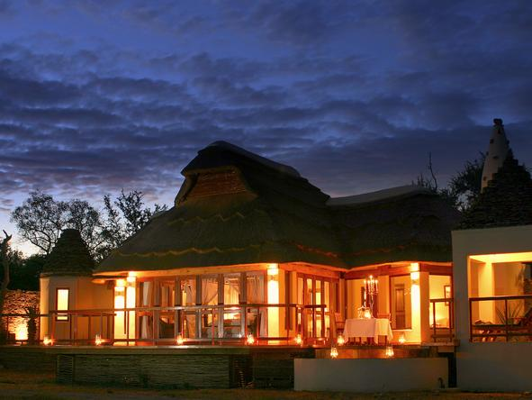 Jamala Madikwe Royal Safari Lodge - Exterior