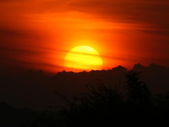 Jamala Madikwe Royal Safari Lodge - Sunset