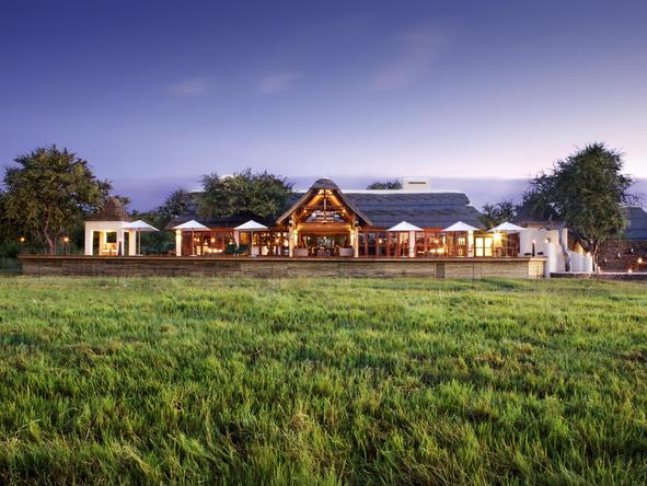 Jamala Madikwe Royal Safari Lodge - Exterior 2