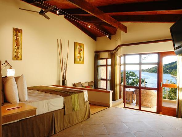Coco De Mer - bedroom