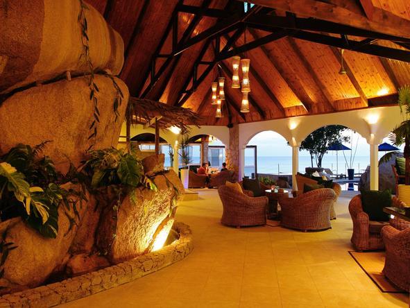 Coco De Mer - bar/dining room
