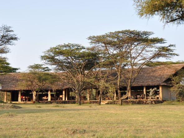 Naboisho Camp - Exterior 2