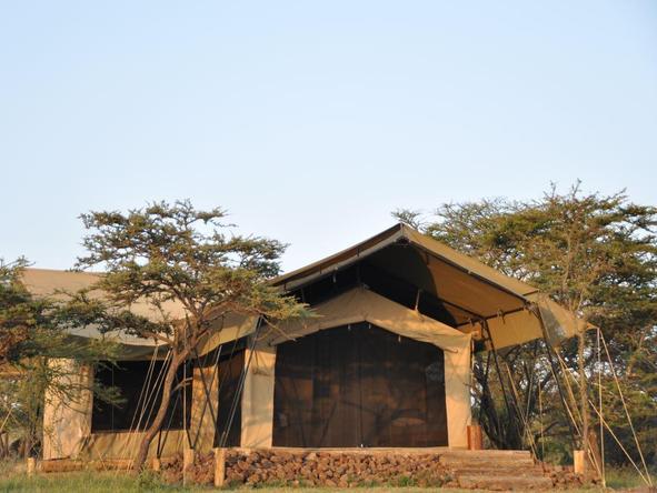 Naboisho Camp - Exterior