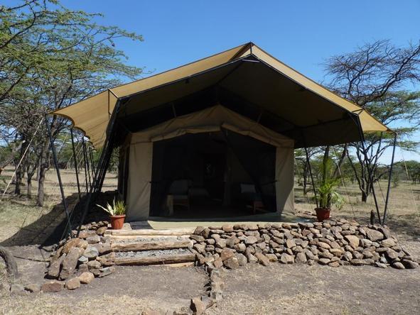 Naboisho Camp - Exterior 3