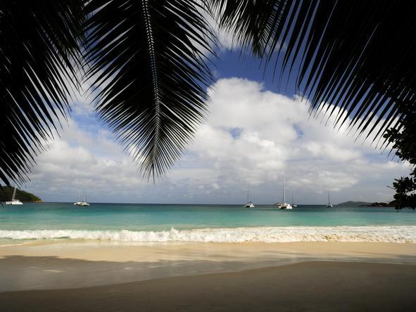 Raffles Praslin - Beach