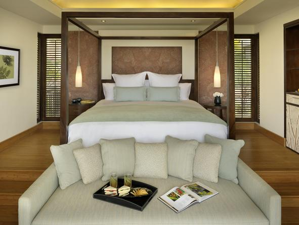 Raffles Praslin - Bedroom