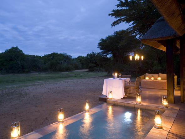 Phinda Vlei Lodge - Pool