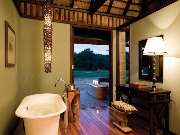 Phinda Vlei Lodge - Bathroom