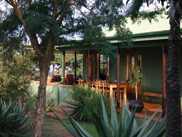 Three Tree Hill Lodge - Sunset