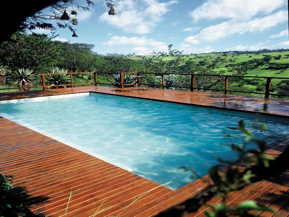 Three Tree Hill Lodge - Pool