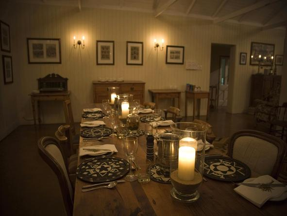Three Tree Hill Lodge - Dining