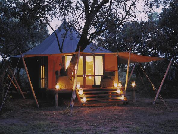 Ngala Tented Safari Camp - Camp