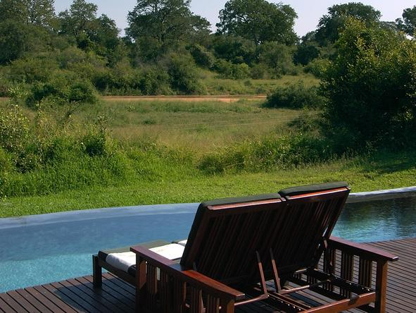 Ngala Tented Safari Camp - Pool