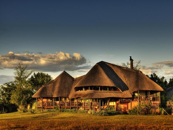 Chobe Savannah Lodge -House
