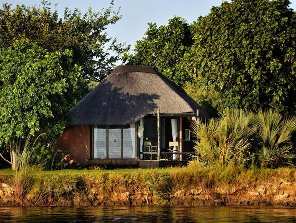 Chobe Savannah Lodge -Accommodation