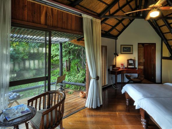 Chobe Savannah Lodge - Bedroom