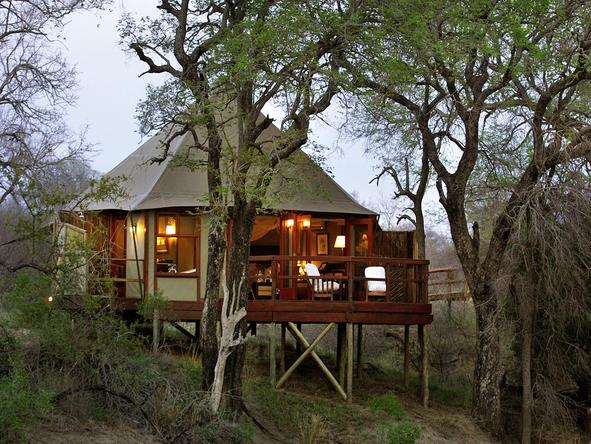 Hamiltons Tented Camp - Accommodation