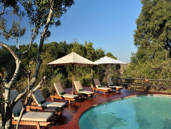 Hamiltons Tented Camp - Pool