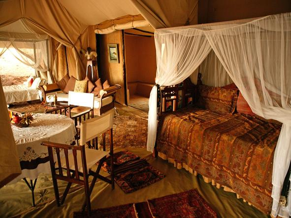 Cottars 1920's Safari Camp - Room