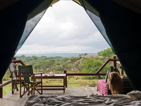 Kusini - serengeti views