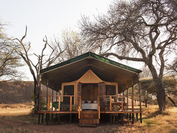 Kusini - luxury tent