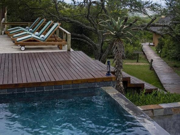 Bukela Lodge - Pool