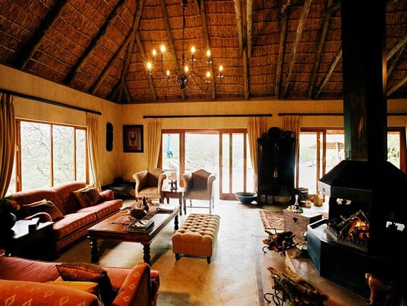Bukela Lodge - Lounge