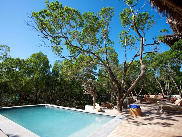 Vamizi Island Lodge - Pool