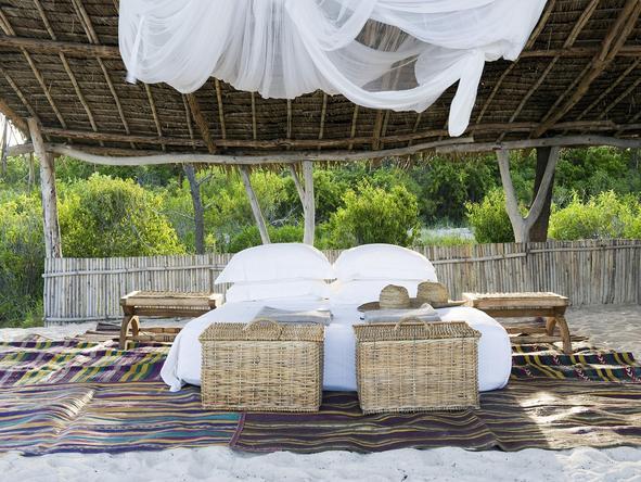 Vamizi Island Lodge -Relax
