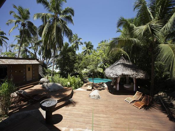 Hilton Seychelles Labriz Resort and Spa - Pool