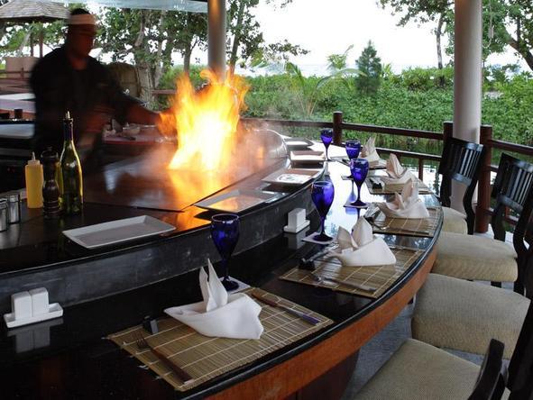 Hilton Seychelles Labriz Resort and Spa - Meals