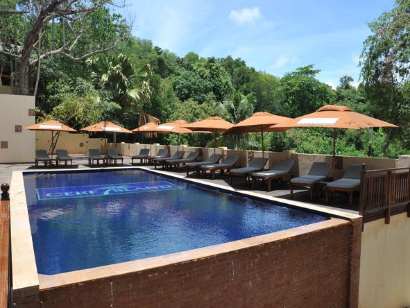 Cerf Island Resort - Pool