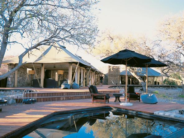 Onguma Luxury Tented Camp - Pool