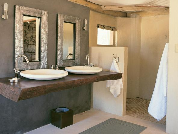 Onguma Luxury Tented Camp -Bathroom