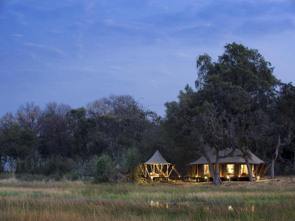 Xaranna Tented Camp - Camp