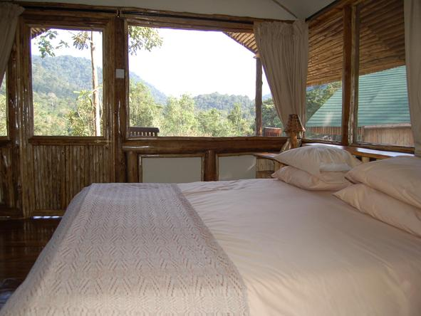 Buhoma Lodge - Bedroom View