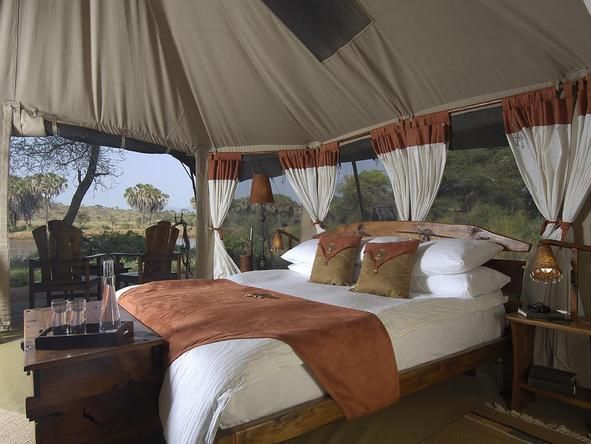Elephant Bedroom Camp-Bedroom.