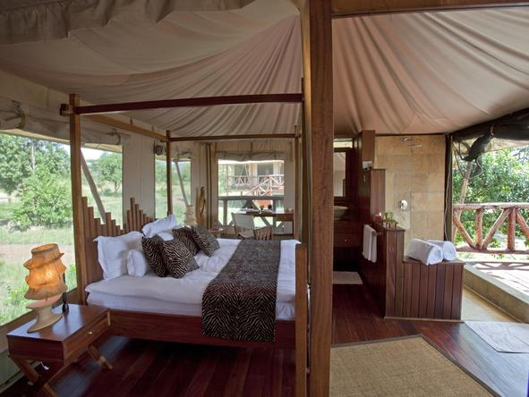 Elephant Bedroom Camp, Kenya