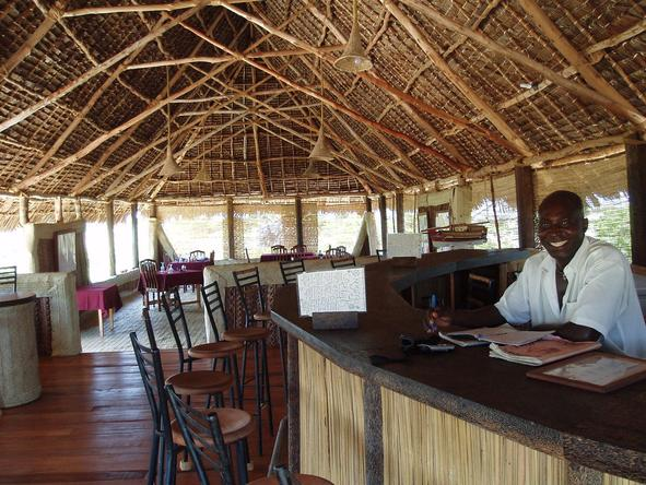 Kizingo Lodge -Bar