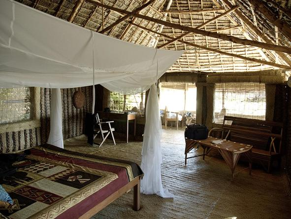Kizingo Lodge -Room