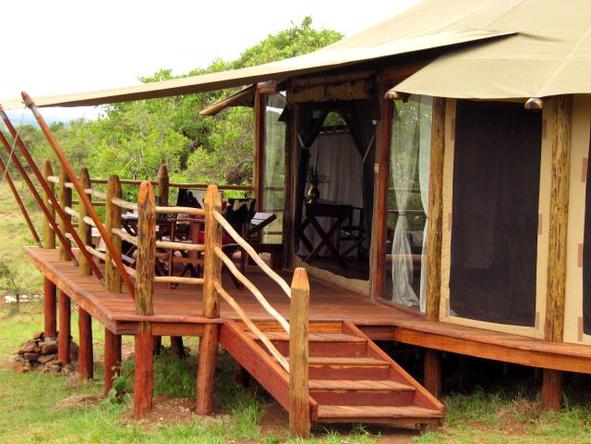Kilima Camp- Accommodation