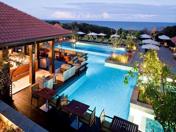 Zimbali Resort - View