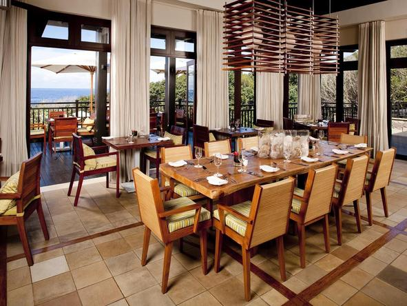 Zimbali Resort - Restaurant
