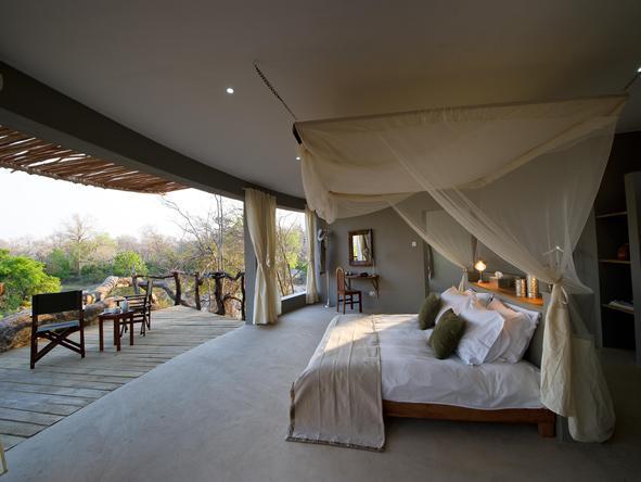 Mkulumadzi - Bedroom